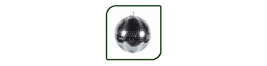 MIRROR BALLS  | professional equipment at discount prices| Enovatera.com