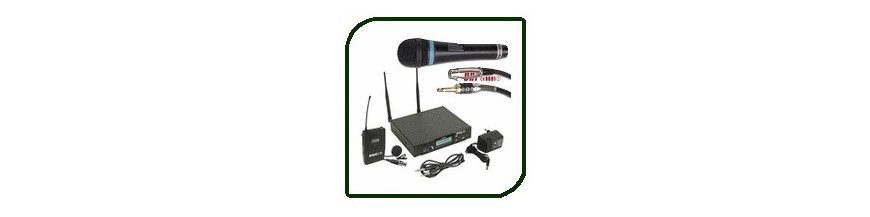 MICROPHONES | professional equipment at discount prices| Enovatera.com