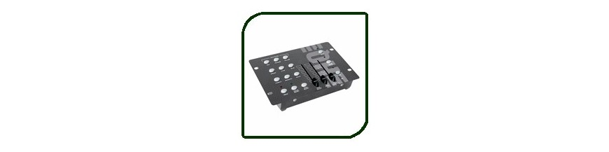 LIGHTING CONTROLS | professional equipment at discount prices| Enovatera.com