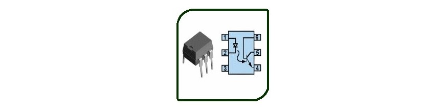 OPTOCOUPLERS | Electronic Components | Buy / Sell | Enovatera