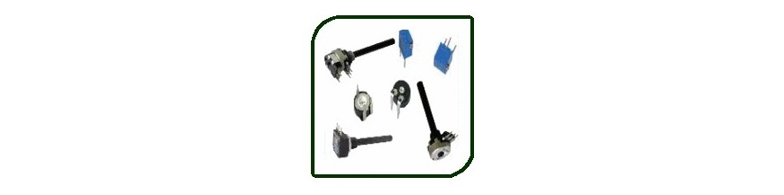 POTENTIOMETERS | Electronic Components | Buy / Sell | Enovatera