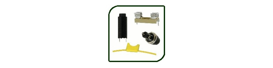 FUSE HOLDERS | Electronic Components | Buy / Sell | Enovatera