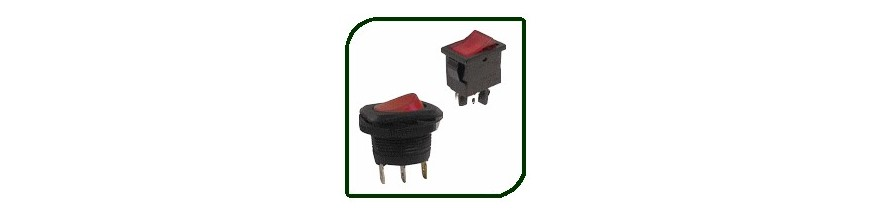 POWER ROCKER SWITCHES | Electronic Components | Buy / Sell | Enovatera