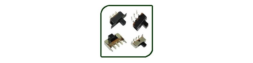 SLIDE SWITCHES | Electronic Components | Buy / Sell | Enovatera