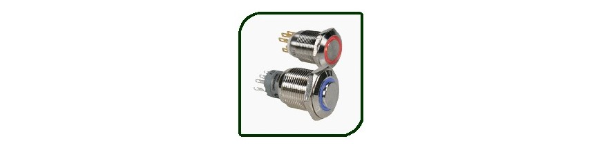 ANTI-VANDAL SWITCHES | Electronic Components | Buy / Sell | Enovatera