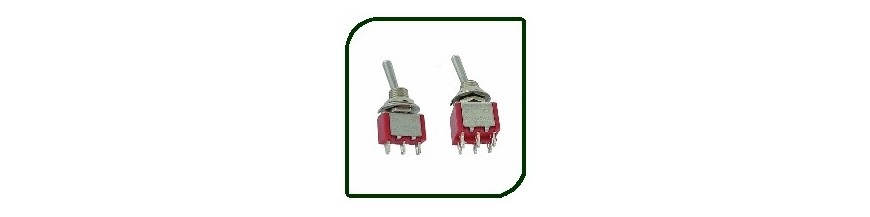 TOGGLE SWITCHES | Electronic Components | Buy / Sell | Enovatera