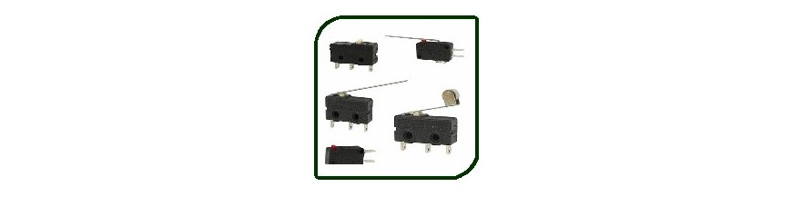 MICROSWITCHES | Electronic Components | Buy / Sell | Enovatera