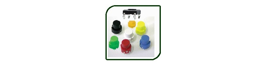 TACTILE SWITCHES | Electronic Components | Buy / Sell | Enovatera