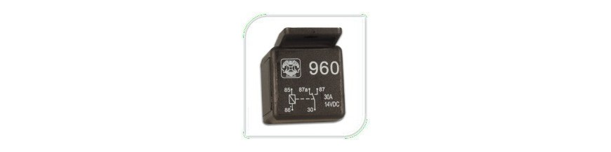 CAR RELAYS | Electronic Components | Buy / Sell | Enovatera