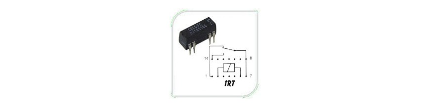 REED RELAYS 1 RT | Electronic Components | Buy / Sell | Enovatera