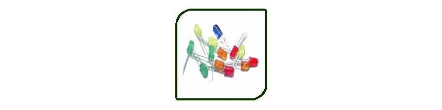 LED 5mm | Electronic Components | Buy / Sell | Enovatera