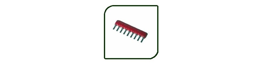 SIL RESISTOR NETWORKS | Electronic Components | Buy / Sell | Enovatera