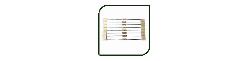 CARBON RESISTORS 1/4 W | Electronic Components | Buy / Sell | Enovatera