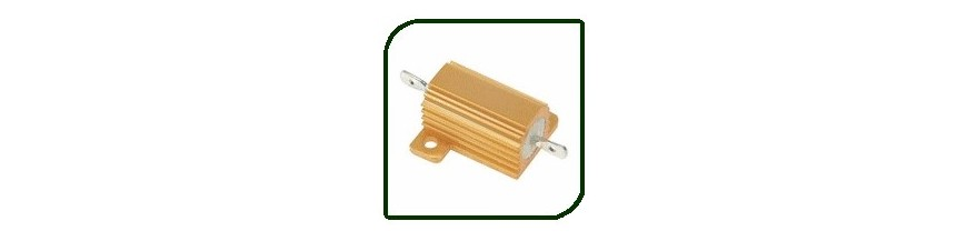 RESISTOR 25W ALU | Electronic Components | Buy / Sell | Enovatera