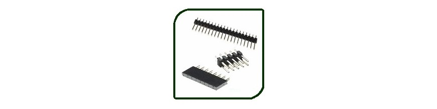 PIN HEADERS | Electronic Components | Buy / Sell | Enovatera