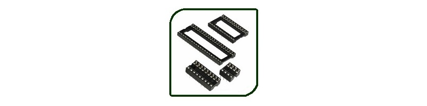 V-CONTACT IC SOCKETS | Electronic Components | Buy / Sell | Enovatera