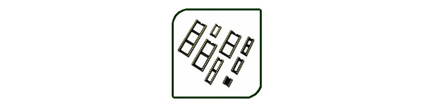 TULIP IC SOCKETS | Electronic Components | Buy / Sell | Enovatera