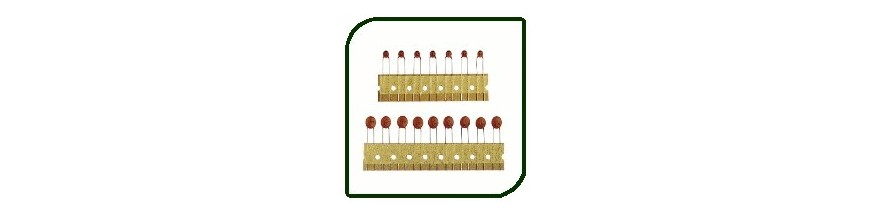 CERAMIC DISC CAPACITORS | Electronic Components | Buy / Sell | Enovatera