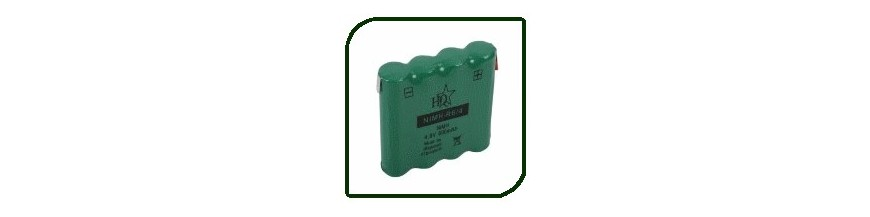 4,8V | Batteries, rechargeable batteries and power accessories at small price | Enovatera.com