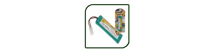 7,2V | Batteries, rechargeable batteries and power accessories at small price | Enovatera.com