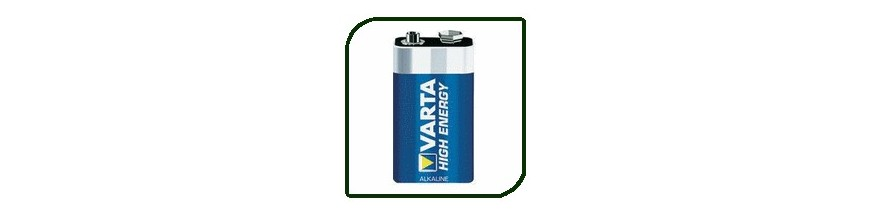 9V | Batteries, rechargeable batteries and power accessories at small price | Enovatera.com
