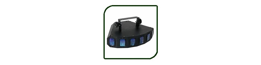 LED DISCO LIGHTS - DMX | professional equipment at discount prices| Enovatera.com