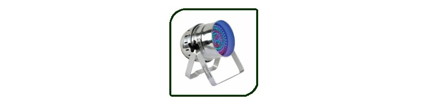 LED PAR -  LED WASH | professional equipment at discount prices| Enovatera.com