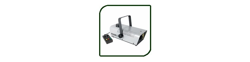 SNOW- BUBBLE MACHINES | professional equipment at discount prices| Enovatera.com