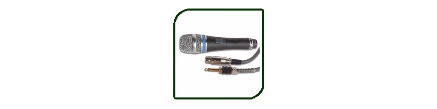 PROFESSIONAL MICROPHONES | professional equipment at discount prices| Enovatera.com