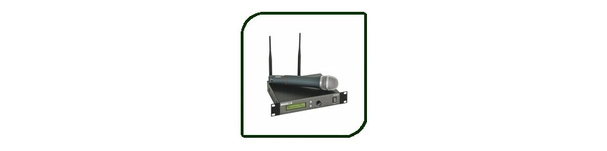 PROFESSIONAL WIRELESS MICRO UHF | professional equipment at discount prices| Enovatera.com