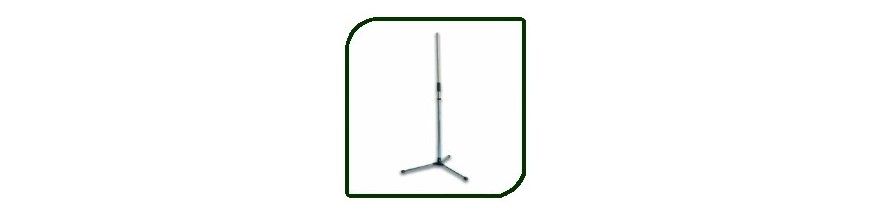 MICROPHONE STANDS | professional equipment at discount prices| Enovatera.com