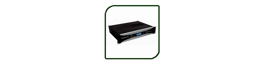 AUDIO AMPLIFIERS  | professional equipment at discount prices| Enovatera.com